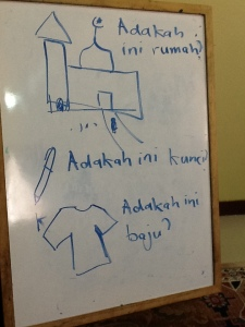 test arabic adakah
